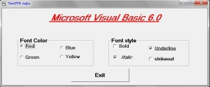visual basic 62